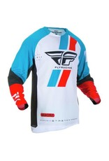 FLY RACING JERSEY FLY RACING EVOLUTION DST  RED/BLUE/BLACK