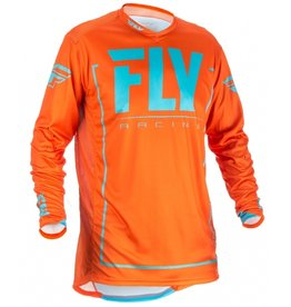 FLY RACING Jersey Fly Lite Org / Blu