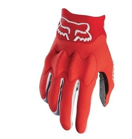 FOX RACING Glove Fox Attack Red/Wht