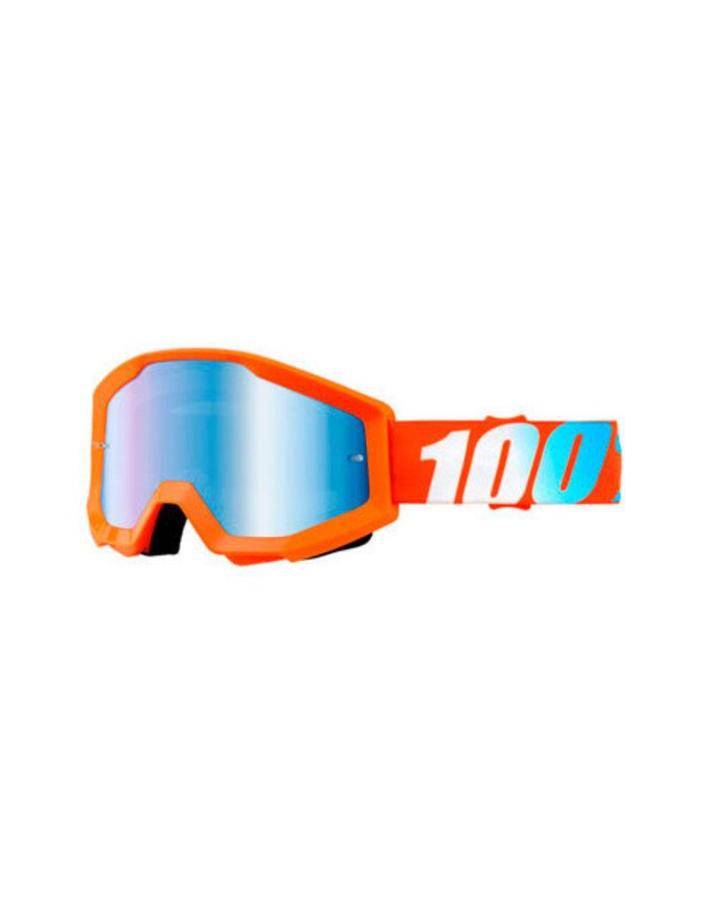 100% Google 100% Strata Org Blu Lens