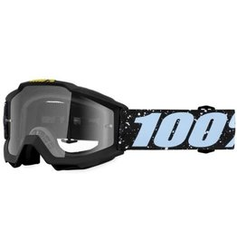 100% Goggle 100%  Accuri Yth  Milkyway Clear Lens