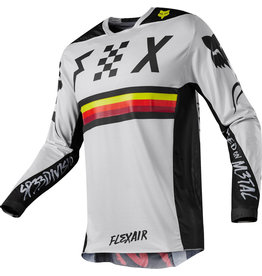 FOX RACING Jersey Fox Rodka Flexair  Lt Gry