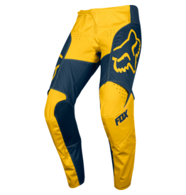 FOX RACING Pant Fox 180 PRZM (nvy/ylw)