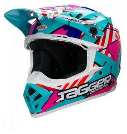 BELL HELMETS Helmet Bell Moto 9 Tagger Trouble