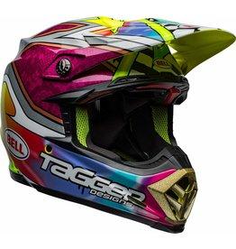 BELL HELMETS Helmet Bell Ps Moto-9 Flex Tagger  M