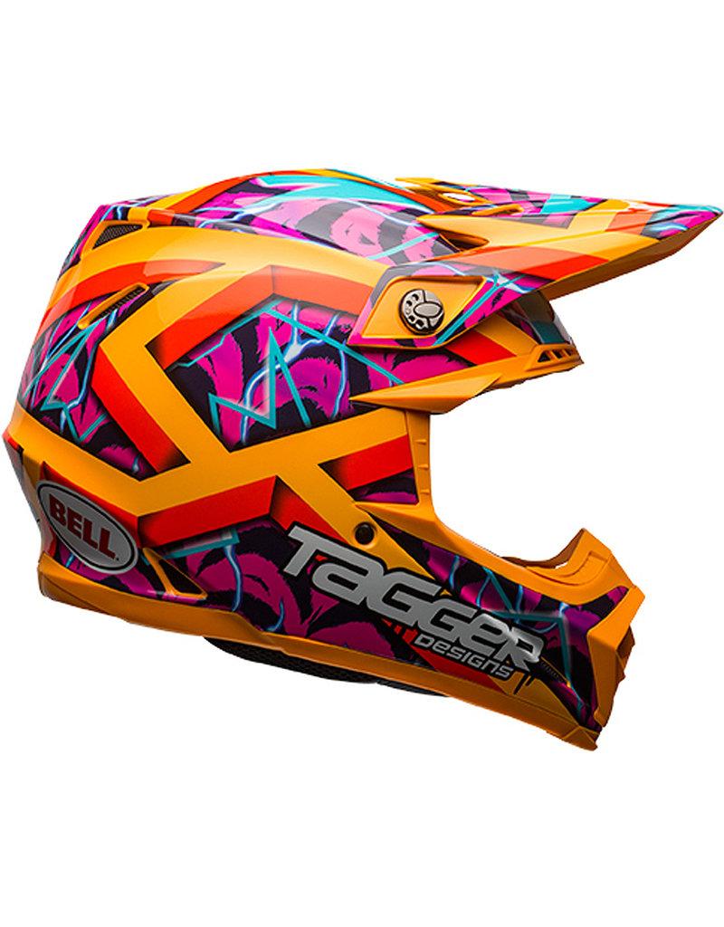 BELL HELMETS Helmet Bell Ps Moto-9 Tagger L
