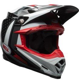 BELL HELMETS Helmet Bell Moto-9 Flex Vice Blk/Wht S