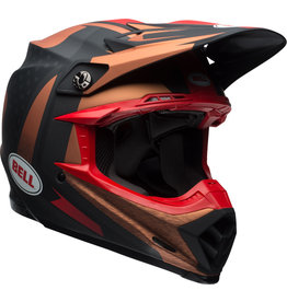 BELL HELMETS Helmet Bell Moto-9 Flex Vice Blk/Cpr L