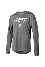 SHIFT Jersey Shift Whit3 Ghost Collection Gry