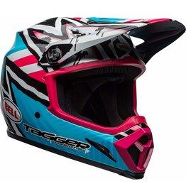 BELL HELMETS Helmet Bell Tagger Asymetric Mx9 Mips Blk Pnk M