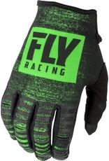 FLY RACING Gloves Fly Racing Kinetic Noiz  Neon Green/Black