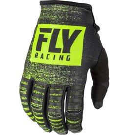 FLY RACING Gloves Fly Racing Kinetic Noiz  Black/Hi-Vis