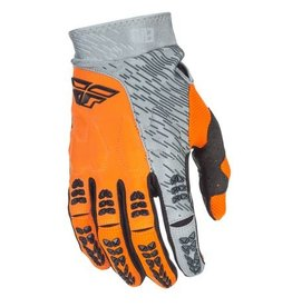 FLY RACING Gloves Fly Racing Evolution 2.0 Org/Grey Sz 10