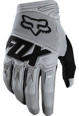FOX RACING DIRTPAW GLOVE - RACE  GRY
