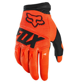 FOX RACING DIRTPAW GLOVE - RACE  FLO ORG