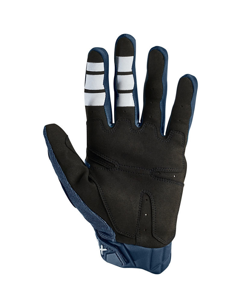 FOX RACING BOMBER GLOVE  NVY