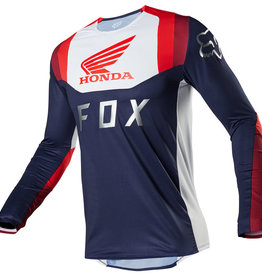 FOX RACING FLEXAIR HONDA JERSEY  NVY/RD