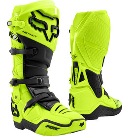 FOX RACING INSTINCT BOOT FLO YLW
