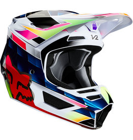 FOX RACING V2 KRESA HELMET MUL