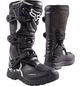 FOX RACING COMP 3Y BOOT  BLK