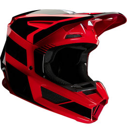 FOX RACING V2 HAYL HELMET FLM RD