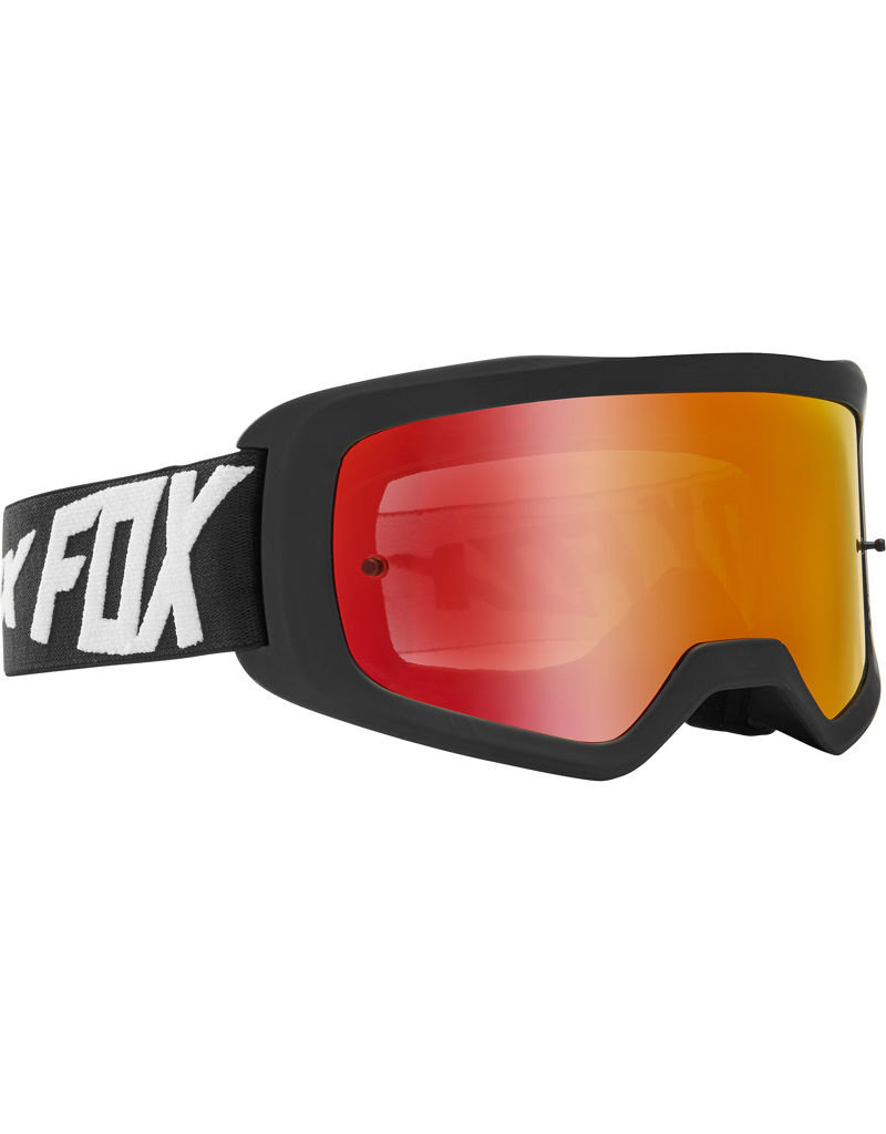 FOX RACING MAIN WYNT GOGGLE - SPARK BLK