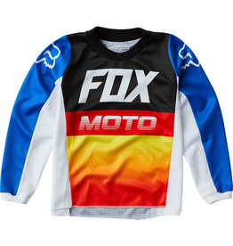FOX RACING KIDS 180 FYCE JERSEY BLU/RD