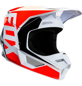FOX RACING V1 PRIX HELMET FLO ORG