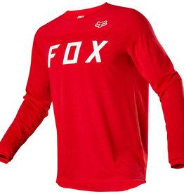 FOX RACING LEGION DR POXY JERSEY FLM RD