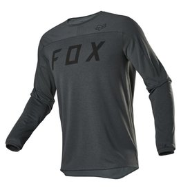 FOX RACING LEGION DR POXY JERSEY - BLK ONLY BLK