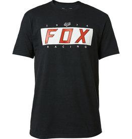 FOX RACING WINNING SS TEE  BLK