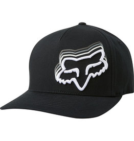 FOX RACING DIMMER FF HAT  BLK