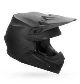 BELL HELMETS Helmet Bell Moto-9 Carbon Flex Syndrome Matte Bk