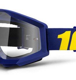 100% Goggle 100% Strata Hope Clear lens