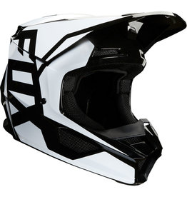 FOX RACING V1 PRIX HELMET BLK