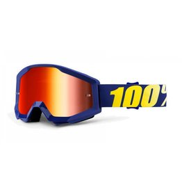 100% Goggle 100% Strata Hope/Mir Rd