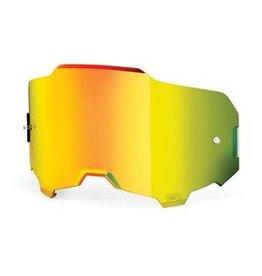 100% Goggle 100% Armega Lens mir/gold Lens