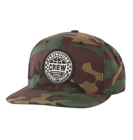 Fasthouse Fasthouse Atlas Hat Camo