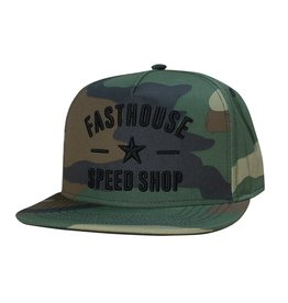 Fasthouse Fasthouse Fh Speed  star Hat Camo