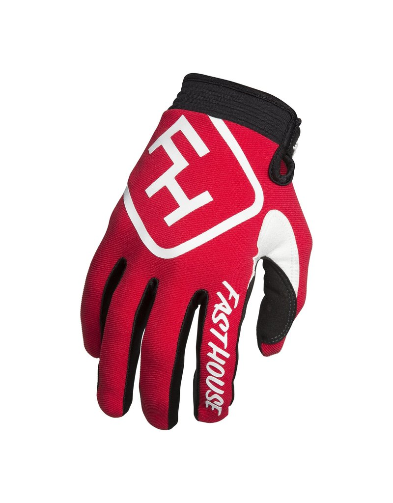 Fasthouse Fasthouse  FH Speed Style Glove Red