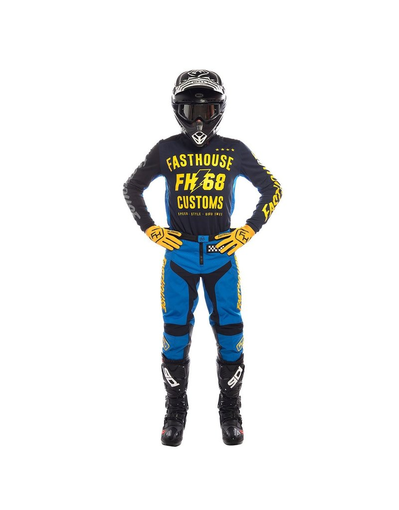Fasthouse Fasthouse  Grindhouse Pant Blue