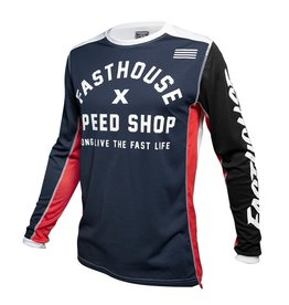 Fasthouse Fasthouse Heritage  L1  Jersey Navy