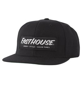 Fasthouse Fasthouse Speed Style Good Times Hat Black