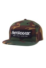 Fasthouse Fasthouse Speed Style Good Times Hat  Camo Hat
