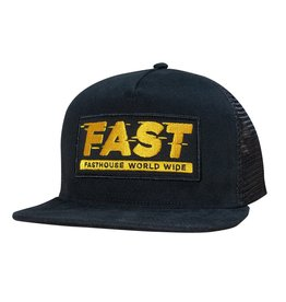 Fasthouse Fasthouse Speedway Hat  Black
