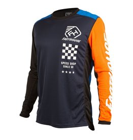 Fasthouse Fasthouse FH Icon   L1  Jersey Blue/Orange