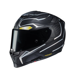 HJC Helmet Hjc Rpha 70 Black Panther Mc5sf Lg