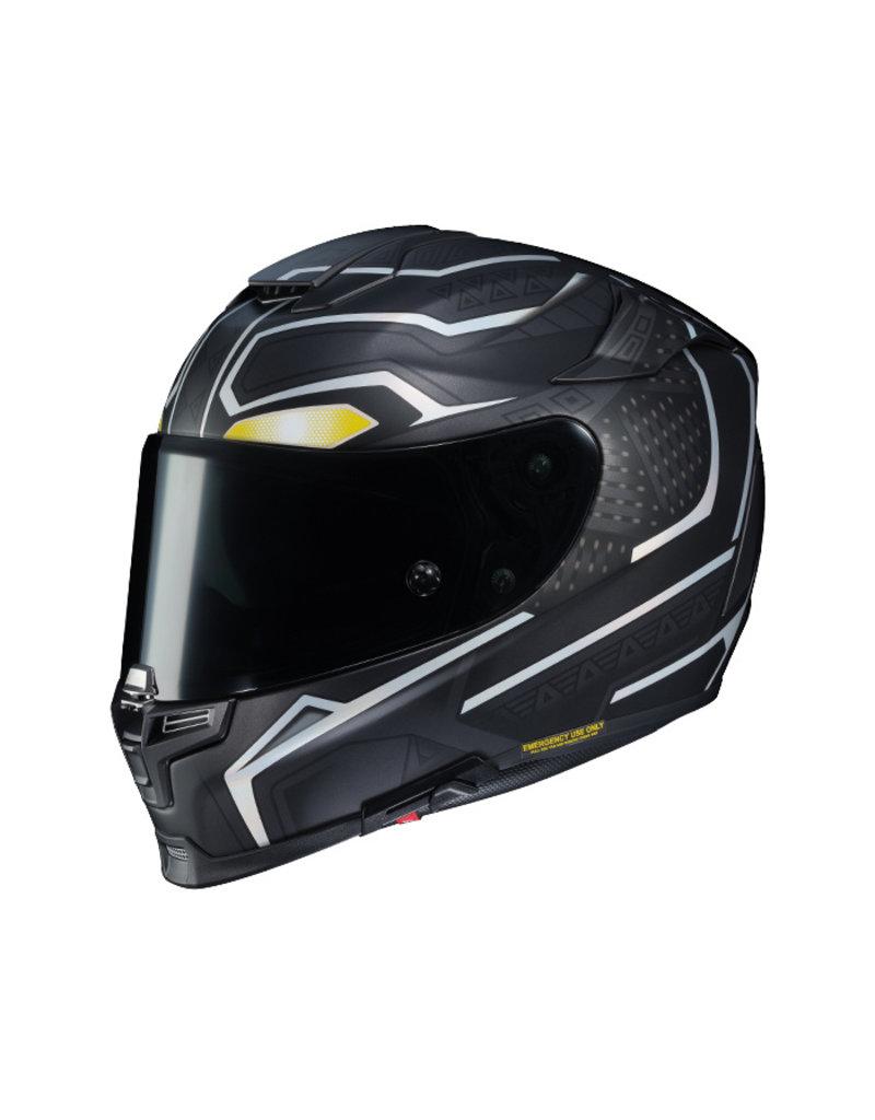 HJC Helmet Hjc Rpha 70 Bk Panther Mc5sf Lg