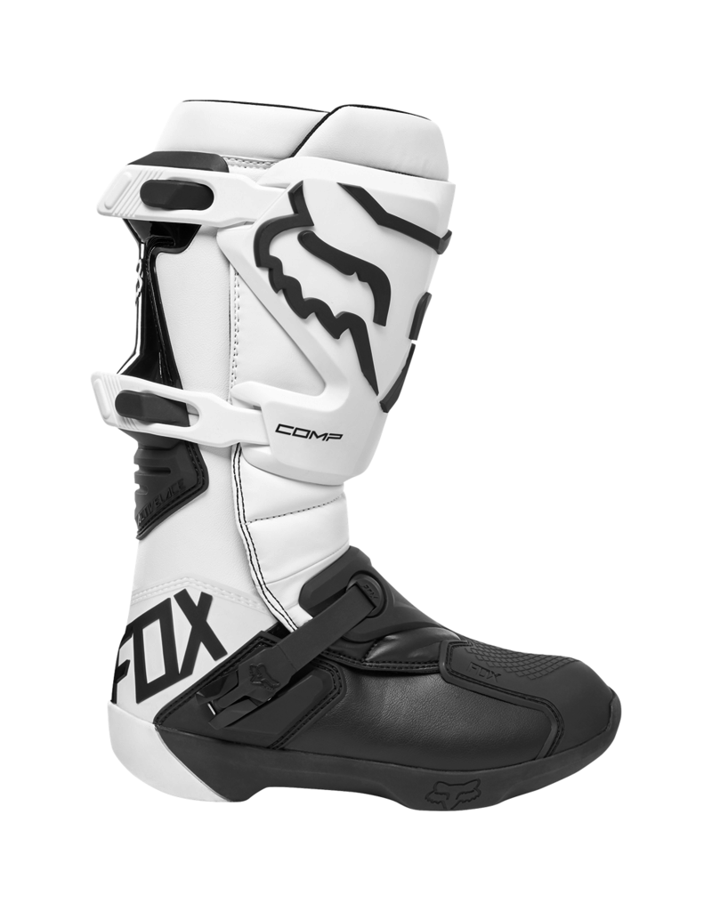 FOX RACING BOOT FOX COMP WHT
