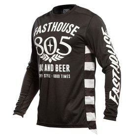 Fasthouse JERSEY FASTHOUSE GRINDHOUSE 805 GAS&BEER BLK